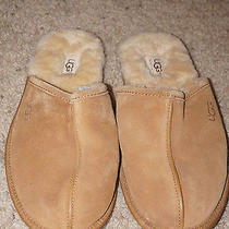 Womens Ugg Slippers Sz 9 in Chestnut Photo