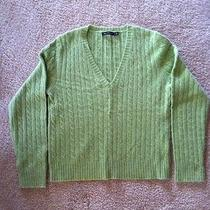 Womens v-Neck Sweater by the Limited Photo