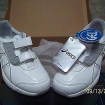 Womens Velcro Asics Gel Sneakers Size 8m Photo