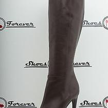 Womens via Spiga Dark Brown Leather Knee High Boots Sz. 6 M New Photo