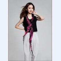 Womens Vogue Style Shining Paillette Embellished Scarf Fashion Cotton 3 Colors Photo