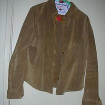 Womens Vtg Bagatelle Suede Shirt/blazer /jacket Medium Nice Vintage Condition Photo