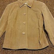 Womens Vtg Bagatelle Suede Shirt/blazer /jacket Sz Small Nice Vintage Condition Photo