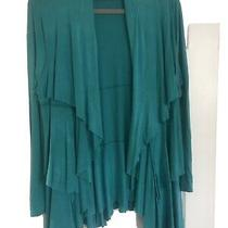 Womens Wallis Waterfall Cardigan Jacket Size Large Vgc m&s Next Evans Romans h&m Photo