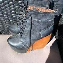 Womens Wedge Heels Size 9 Photo