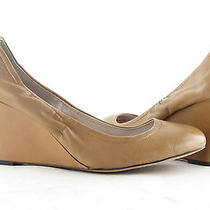 Womens Wedges Vince Camuto Tan Sz 12m Rtl 98 Photo