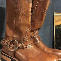 Womens  X-Element Brown Rustic Boots/water Repellant Oil Tanned Leather Size 6 Photo