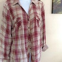 Womens Xl Plaid Shirt Photo