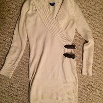 Womens Xoxo Medium Sweater Dress Photo