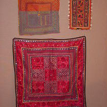 Wonderful Antique India  Rajastan   Clothing Elements Hg Photo