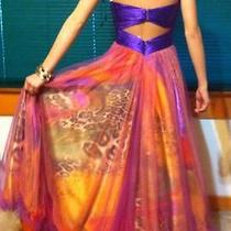 Wonderful Tiffany Design Prom Dress Photo