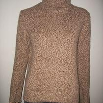 Wool & Acrylic Warm and Soft Turtleneck Sweater the Limited Photo