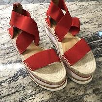 Worn Once Red Platform Sandals Size 40 Jeffrey Campbell From Nordstrom Photo