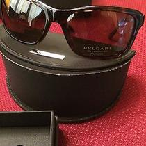 Wow Rare Authentic Bvlgari Sunglasses Photo