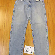 Wrangler Grunge Jean Tag Unclear Meas 33x29.5 Zip11172 Photo