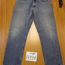 Wrangler Grunge Jean Tag Unclear Meas 38x31.5 Zip11334 Photo