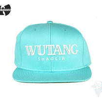 Wu Tang Brand 'Shaolin Luxury' Strapback Cap New (Tiffany) Photo