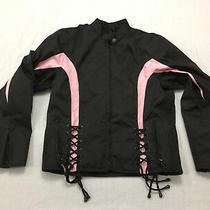 X-Element Womens Motorcycle Jacket Coat Size M Photo
