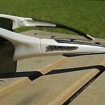 X Loop Polarized Sunglasses Xl48106pz Davis B2 Fishing Golf Sunnies White Men's Photo