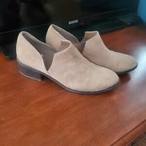 Xappeal Tan Ankle Bootie Womens Shoes Size 9 1/2 Photo