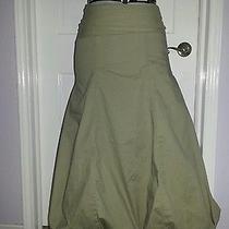 Xcvi Balloon Cotton Skirt Photo