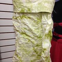 Xcvi Fold Over Poplin Skirt Xs Tie Dye Photo