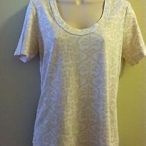 Xcvi Top Xl 100% Cotton Photo