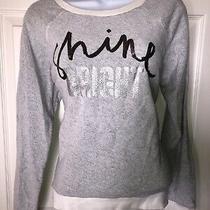 Xhilaration Women's Gray Sweatshirt Size M