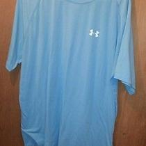 Xl Blue Under Armour Heat Gear Photo