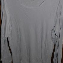 Xl Gap Light Lilac Lightweight Ls Tee Top Photo