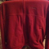 Xl Red Columbia Fleece Photo
