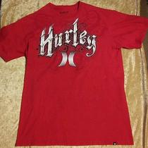 Xlarge Red Hurley Graphic Tee Photo