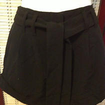 Xoxo Belted Black Short.  44.00 Photo