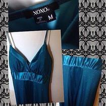 Xoxo Blue Sparkly Dress Photo