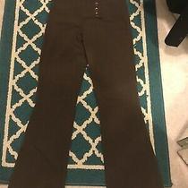 Xoxo Brown 1/2 Size Dress Pants Photo