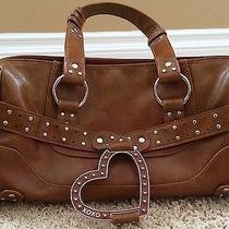 Xoxo Brown Handbag Photo