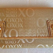 Xoxo Brown Large Wallet Photo