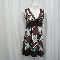 Xoxo Collection Jr Brown Dress Sz 5 Photo