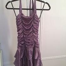 Xoxo Collection Purple Dress Photo