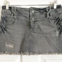 Xoxo Denim Skirt Size 1/2 Photo
