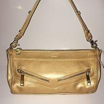 Xoxo Gold Hand Bag Photo