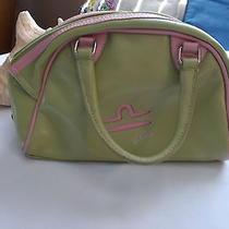 Xoxo Green and Pink Handbag Photo