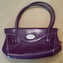 Xoxo Handbag - Deep Purple Photo