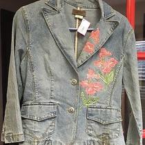 Xoxo Jean Jacket Size Large Photo