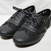 Xoxo Lawrence Crochet Oxfords - Used Photo