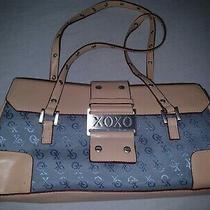 Xoxo Light Blue Purse Photo