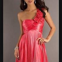 Xoxo One Shoulder Prom Dress Size 7 Photo
