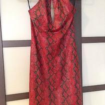 Xoxo Red Snake Dress Photo