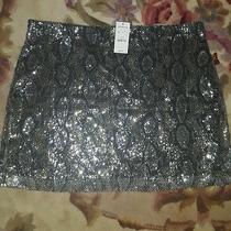Xoxo Snakeskin Skirt Large Photo