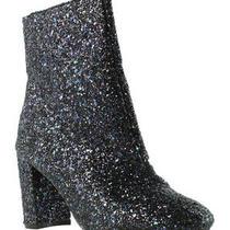 Xoxo Womens Black Ankle Boots Size 7.5 (A0q4100000cc881ead) Photo